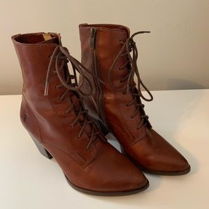 Frye Renee Lace Up Boot